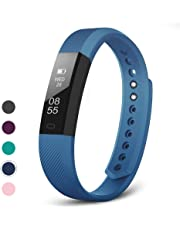 Letsfit Fitness Tracker, Activity Tracker Fitness Smartwatch Wristband Touch Screen IP67 Water Resistance with Bluetooth Pedometer, Sleep Monitor, Counter, Call SMS SNS Reminder for Kids Women Men