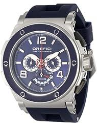 Orefici Unisex ORM1C4803 Regata Chronograph Strong Bold Powerful Italian Watch