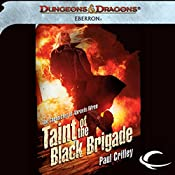 Taint of the Black Brigade: Eberron: Chronicles of Abraxis Wren, Book 2 | Paul Crilley