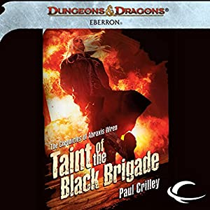 Taint of the Black Brigade Audiobook