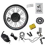 """LLY 26"""" Electric E-Bike Motor Kit Front Wheel 48V"""