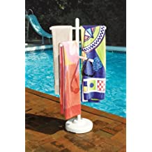 Solstice by International Leisure Products Hydro Tools 89032 Poolside Towel Rack