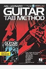 Hal Leonard Guitar Tab Method - Books 1 & 2 Combo Edition Paperback