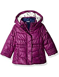 Osh Kosh Baby Girls' 4-In-1 Midweight Systems Jacket
