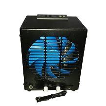 110V/120V/220V Professional Mini 70W Fish Plant Tank Water Cooling Fan Aquarium Chiller(#201027)
