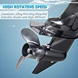 Soniker New Boat Engine, 4 Stroke 3.6 HP Outboard