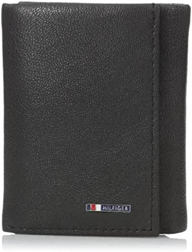 Tommy Hilfiger Men's Llyod Credit Card Trifold Wallet