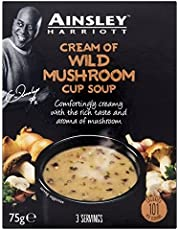 Ainsley Harriot Wild Mushroom Cup Soup 75g - Pack of 6
