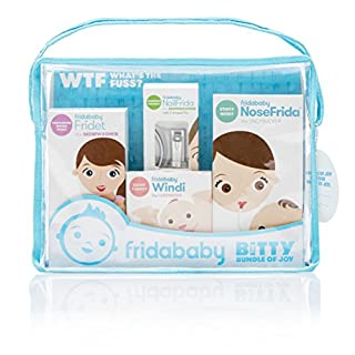 Fridababy Bitty Bundle of Joy Mom & Baby Healthcare and Grooming Gift Kit