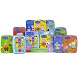 Peppa Pig - Electronic Me Reader Jr and 8 Look and