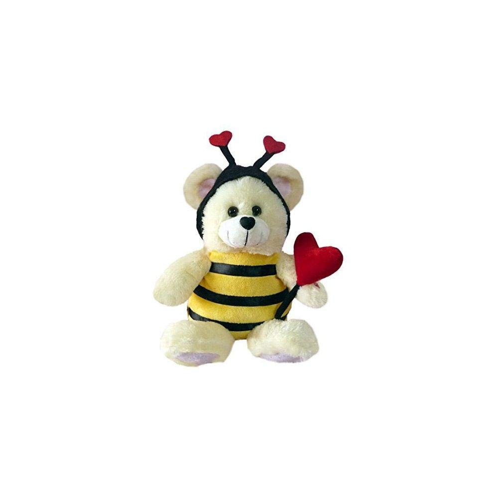 Venta barata Chantilly Lane Lane Lane Bee Mine Bear Sings How Sweet It Is To Be Loved by You Plush, 11 by Chantilly Lane  Centro comercial profesional integrado en línea.