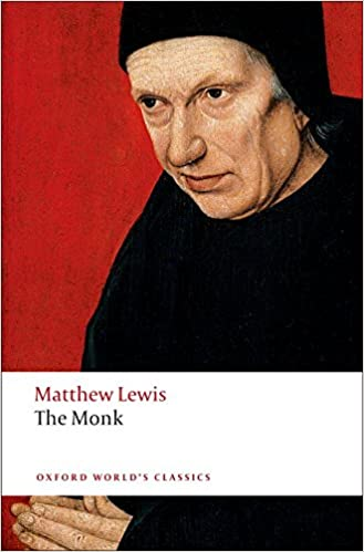 Matthew lewis the monk sexuality