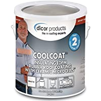 Dicor RP-IRC-1 CoolCoat Roof Coating - 1 Gallon by Dicor