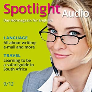 Spotlight Audio - Safari guide in South Africa. 9/2012 Hörbuch