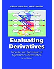 Evaluating Derivatives: Principles and Techniques of Algorithmic Differentiation