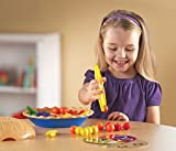 Learning Resources Super Sorting Pie, Fine Motor