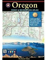 Oregon Road & Recreation Atlas