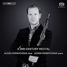 A 20th Century Recital