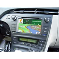 CarShow by Rosen CS-TY1270-P11 2012 Toyota Prius Factory-Look Nav AM/FM with RDS