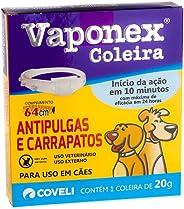 Coleira Vaponex Coveli para Cães