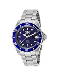 Invicta Men's 9094OB Pro Diver Analog Display Japanese Automatic Silver Watch