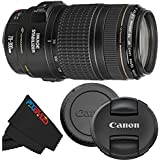 Canon EF 70-300mm f/4-5.6 IS USM Lens + Pixi-Starter Accessory Lens Kits