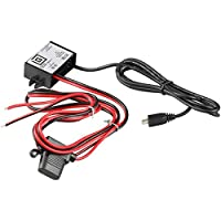 RAM Mounts RAM-GDS-CHARGE-V5U 8-40VDC IN 5-9VDC OUT MICRO MALE CHARGER