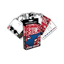 Intimate Strip Poker Playing Cards by Aquarius