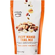 Wickedly Prime Organic Sprouted Trail Mix, Fiery Mango, 10.5 Ounce