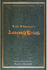 Walt Whitman's Leaves of Grass by Whitman, Walt 150th Edition (2005) Hardcover