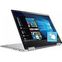 2018 Flagship Lenovo Yoga 720 13.3' Full HD IPS Touchscreen 2-in-1 Laptop/Tablet, Intel Quad-Core i7-8550U 16GB DDR4 512GB SSD Fingerprint Reader Backlit Keyboard Dolby Audio Thunderbolt Win 10