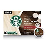 Starbucks Hot Cocoa K-Cup Coffee Pods — Hot Cocoa for Keurig Brewers — 1 box (10 pods)