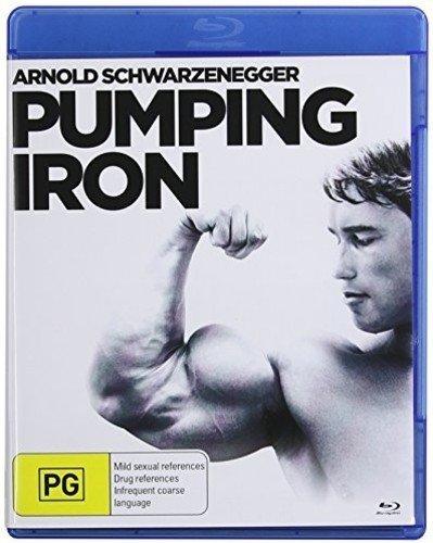 Pumping Iron / [Blu-ray]