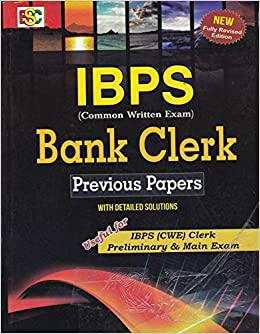 Ibps Clerk Exam Books Pdf