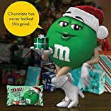M&M'S Chocolate Holiday Candy Bag