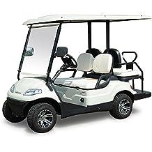 i40 ICON Electric Street Legal Golf Cart