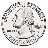 2019 P, D BU National Park Quarter 10 Coin Set