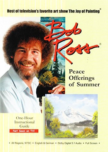DVD : Bob Ross The Joy Of Painting: Peace Offerings Of (DVD)