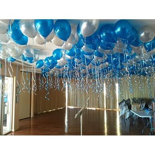 GrandShop 50411 Metallic HD Toy Balloons