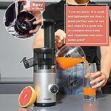 Blamdoil Compact Slow Juicer Masticating