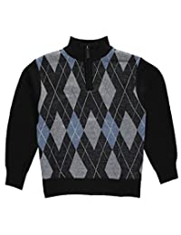 """American Legend Outfitters Little Boys' """"Homeroom"""" Zip-Up Sweater"""
