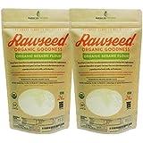 Rawseed Sesame Flour 3 lbs 2 Pack (24 oz) Organic Certifed Natural 100%, Gluten Free