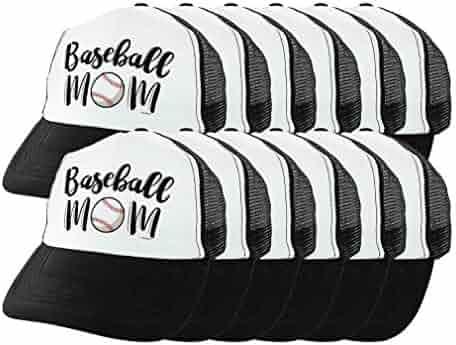 d06e584a7f0 Baseball Mom Gifts Baseball Mom Hat Mothers Day Hat Baseball Gift for Women  Baseball Mom Trucker