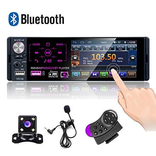 Camecho Single Din Bluetooth