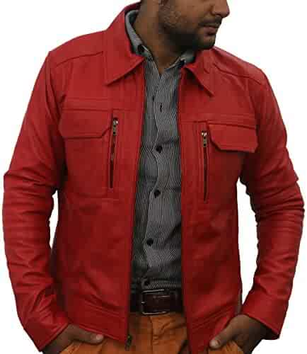 Black, Blazer Coat Laverapelle Mens Genuine Lambskin Leather Jacket 1502834