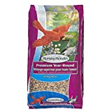 Morning Melodies 409-200 Premium Year-Round Bird Seed 18.18kg, 1 Piece, Large