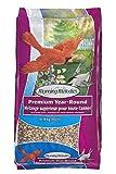 Morning Melodies 409-200 Premium Year-Round Bird Seed 18.18kg, 1 Piece, Large