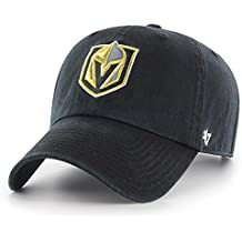 '47 NHL Las Vegas Golden Knights Clean up Adjustable Hat, One Size
