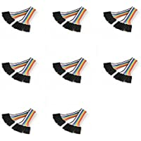 8 x Quantity of Walkera QR X350 PRO FPV (100mm) Super Clean RC Male to Male Ribbon Extensions Set(Servo Connector) - FAST FROM Orlando, Florida USA!
