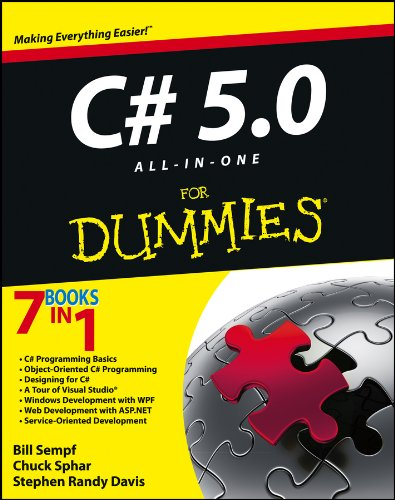 Download C# 5.0 All-in-One For Dummies Pdf Ebook